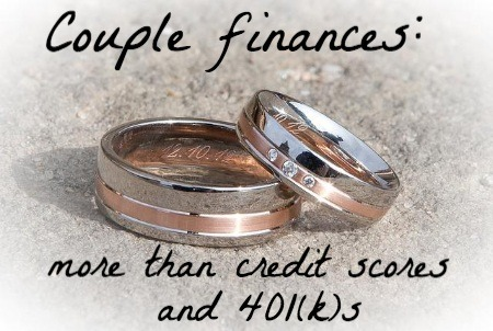 couple finances