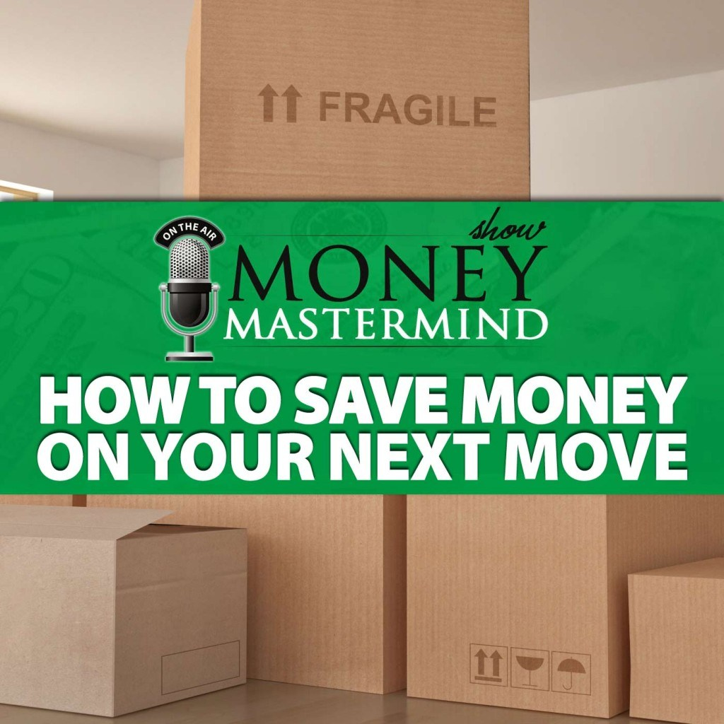 How to save money on your move