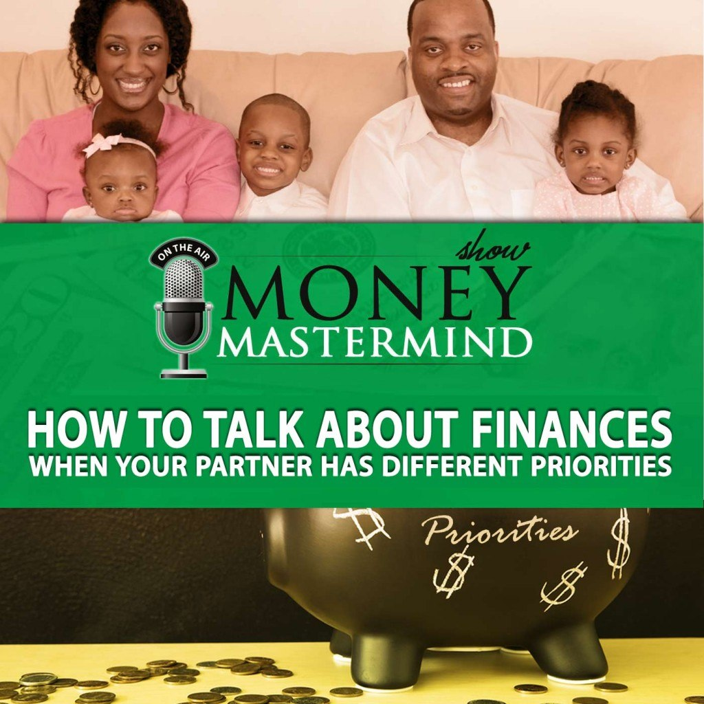 talk about finances